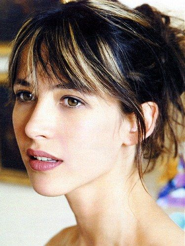 Sophie Marceau Botox Nose Job Lips Plastic Surgery Rumors