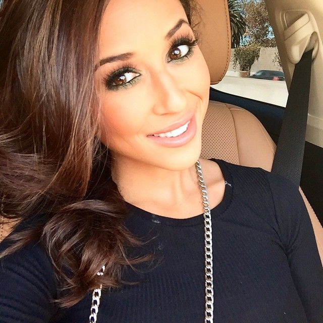 Tianna Gregory Botox Nose Job Lips Plastic Surgery Rumors