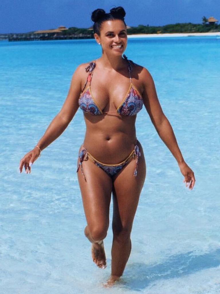 Joy Taylor Boob Job Plastic Surgery Rumors